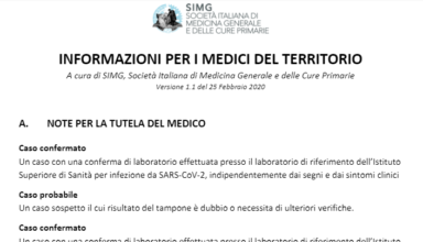 coronavirus italia confermato